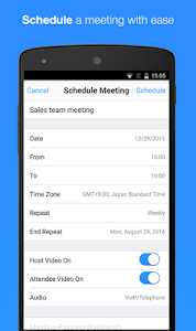 ZOOM Cloud Meetings v3.5.40307.0206