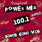 Radio Power Mix 100.1 Mhz