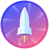 Rocket Clean(boost, clean, CPU cooler, game boost) App Icon