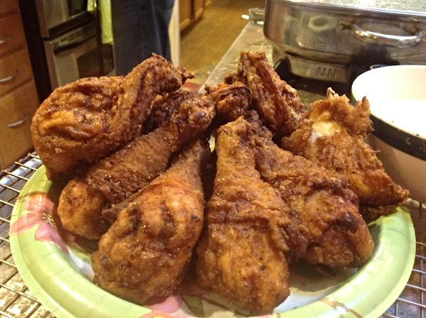 Keep Your Man Fried Chicken Recipe