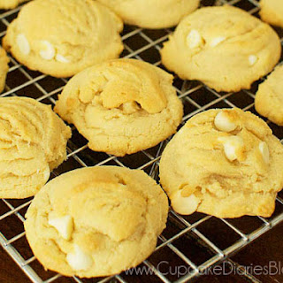 Cheesecake Pudding Cookies.