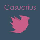 タブカスタマイズTwitterクライアントCasuarius