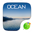 Ocean Emoji GO Keyboard Theme