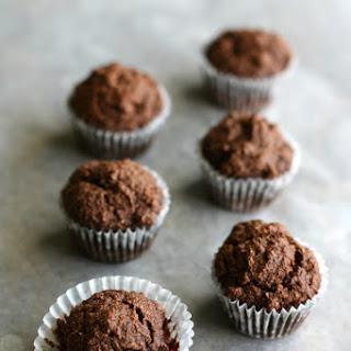 Vegan Paleo Chocolate Muffins..
