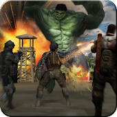 Incredible Monster Army Prison Break: Action Games