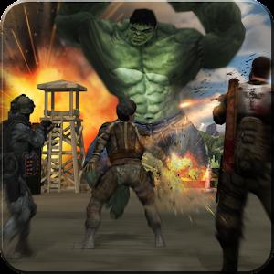 Incredible Monster Army Prison Break