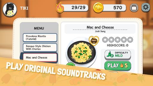 Cook To The Beat apkmind screenshots 2