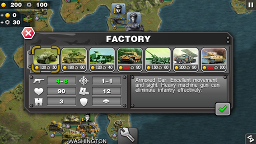 Glory of Generals 1.2.2 screenshots 8