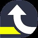 Navigation GPS Moto icon