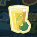 すっぱいフルーツジュース