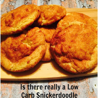 Is there really a Low Carb Snickerdoodle Cookie?