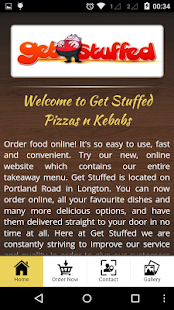 Get Stuffed Pizzas n Kebabs- screenshot thumbnail