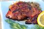 Ginger-citrus Chicken Thighs Off The Grill Recipe