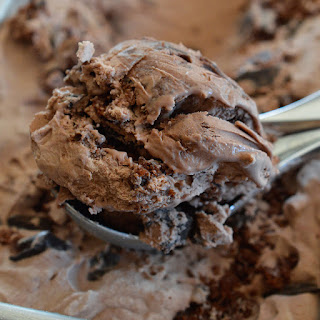 No Churn Extreme Chocolate Ice Cream