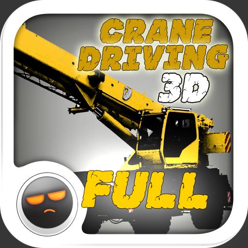 Crane Driving 3D no ads