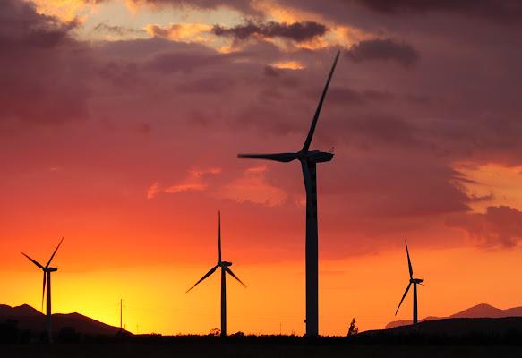 L'energia pulita dal vento. di Tefnut_Simo