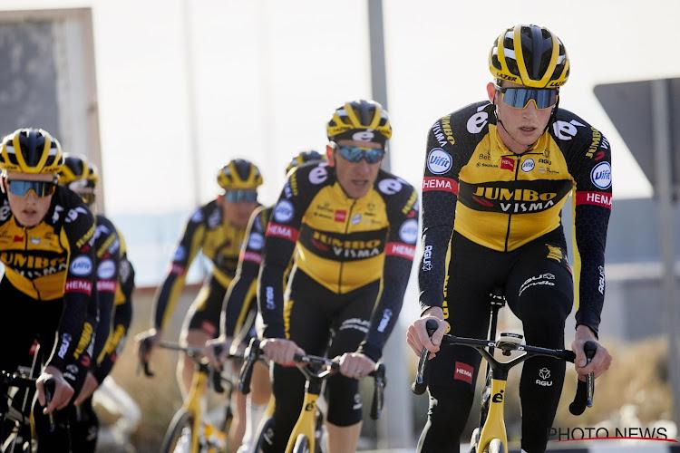 """Belgische renner maakt komend seizoen de overstap naar Jumbo-Visma en zal Wout van Aert moeten bijstaan in de klassiekers: """"Ik heb nog niet echt laten zien waartoe ik in staat ben"""""""