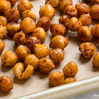 Roasted Chickpeas Snack
