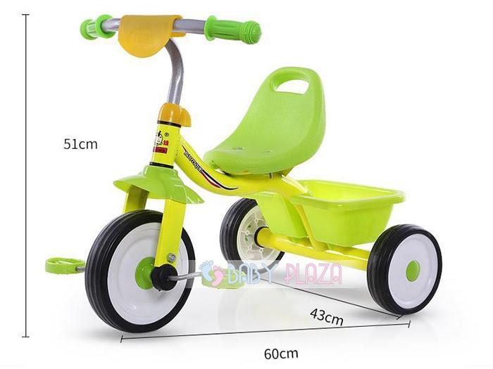 Xe đạp trẻ em 3 bánh Broller-5167 6