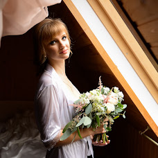 Wedding photographer Darya Zaozerova (dashutaz). Photo of 27.11.2016