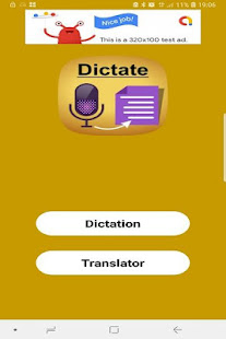 VOICE TO TEXT AND TRANSLATOR - náhled