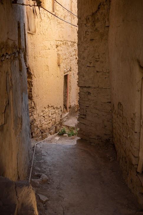 Birkat Al Mouz, ruiny, Oman