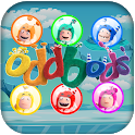 Oddbods Bubble Shooter icon