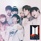 BTS K-POP Wallpaper icon