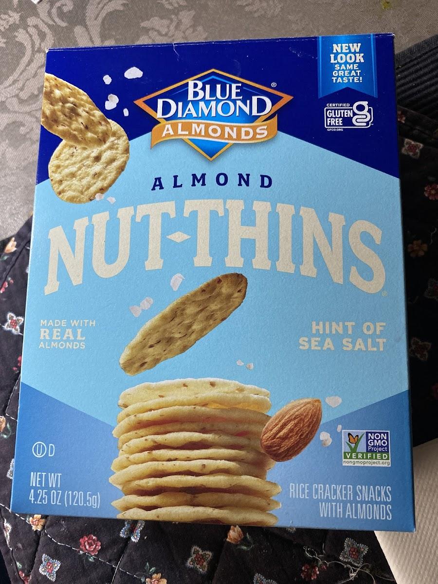 Almond Nut-Thins