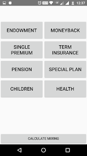 LIC Premium Calculator- screenshot thumbnail