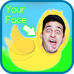 Flappy You: Dodge fun obstacles as a selfie bird icon