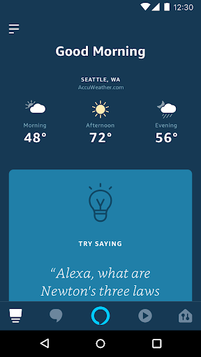 Amazon Alexa 2.2.245855.0 screenshots 1