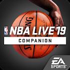 NBA LIVE 19 Companion icon