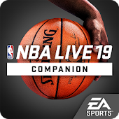 NBA LIVE 19 Companion Android APK Download Free By ELECTRONIC ARTS