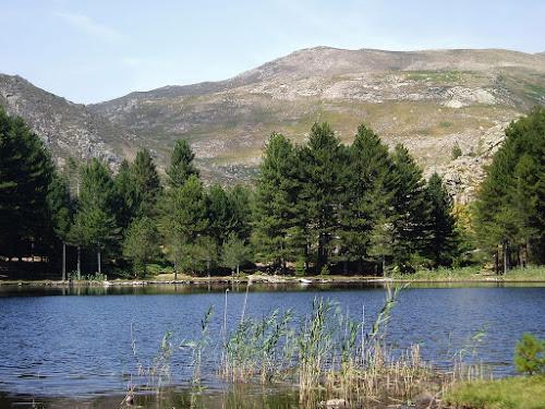 Photo Le lac de Creno