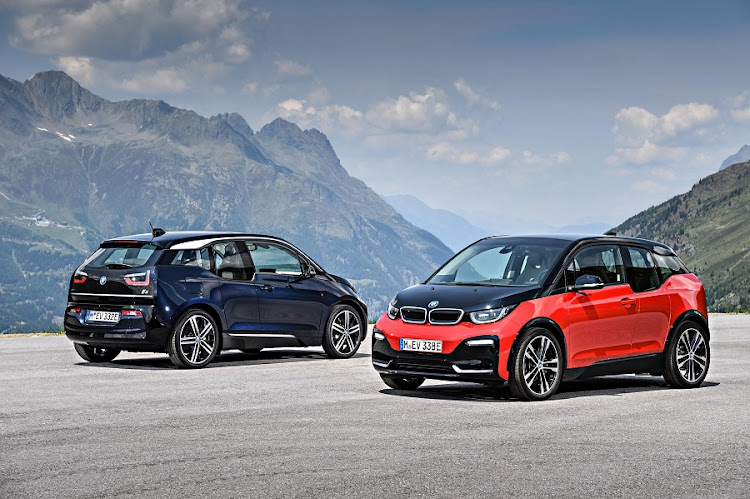 Design revisions give the i3 a better overall look, but the big news is the reveal of the more potent i3s. Picture: NEWSPRESS UK