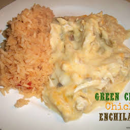 10 Best Chicken Enchiladas Cream Of Mushroom Recipes