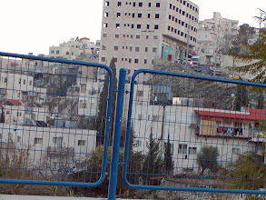 Photo: Since 1995, Bethlehem has been under Palestinian control.