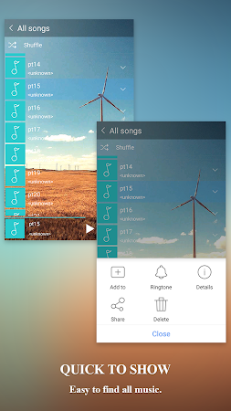 Music Player for Android 2.2.0 screenshot 66806