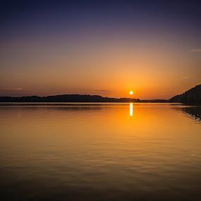 by James Woodward - Landscapes Sunsets & Sunrises ( nikon, sunrise, georgia )