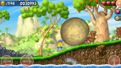 Incredible Jack: Jumping & Running (Offline Games) apkpoly screenshots 13