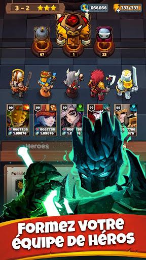 Télécharger Battle Bouncers - RPG Fantastique Casse Brique mod apk screenshots 6