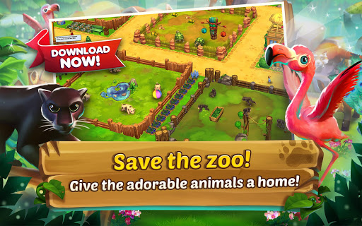 Zoo 2: Animal Park screenshot 12
