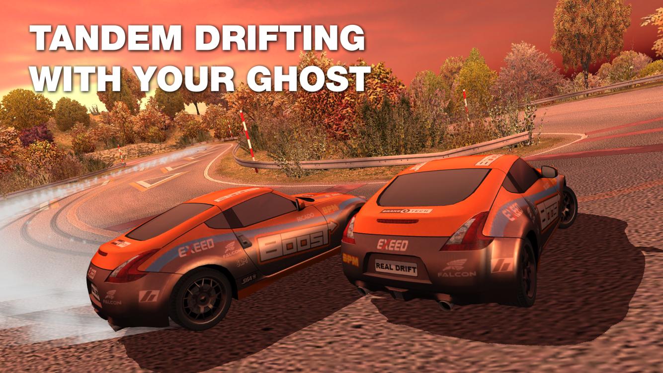 Screenshots of Real Drift Car Racing Free for iPhone