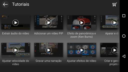 Apl editor vídeo PowerDirector screenshot 8