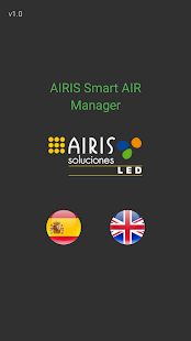AIRIS Smart Air Manager - náhled