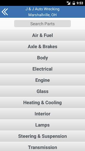 玩免費遊戲APP|下載J & J Auto Wrecking Inc app不用錢|硬是要APP
