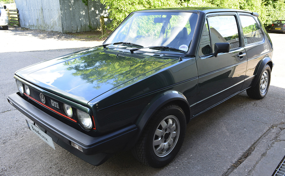 Volkswagen Mk1 Golf Gti Hire Stoubridge