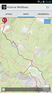 sentres South Tyrol - touring portal- screenshot thumbnail
