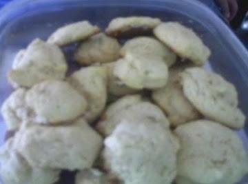 Glazed Sugar Cookies Recipe